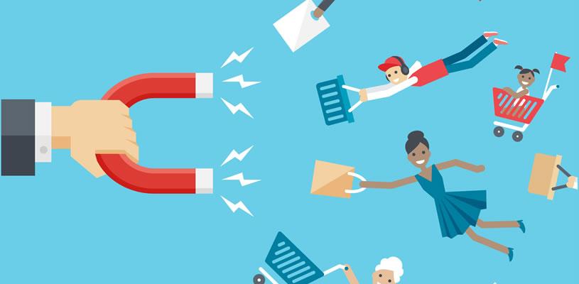 Ganhar dinheiro com blog - Atrair Visitantes